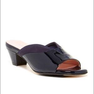 Taryn Rose Odi Black Sandal